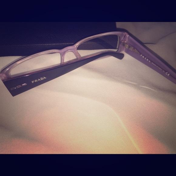 45de1db0798f Prada Accessories | Vpr 10f Womens Eyeglasses | Poshmark
